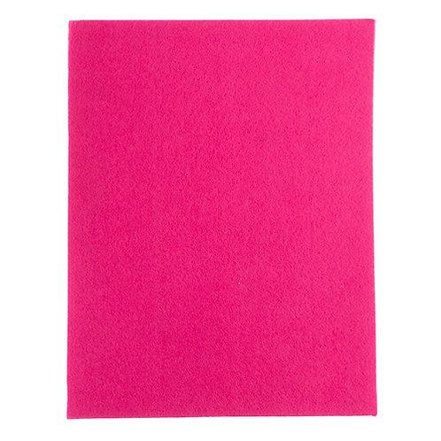 GoodFelt Beading Foundation 1.5mm 1.5mm 8.5x11in Pink