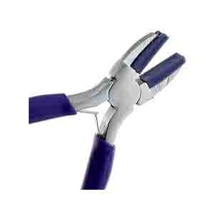 ARTISTIC PLIERS NYLON JAW WITH RUBBER GRIP