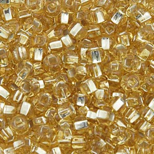 Czech Seed Beads 6/0 S/L GOLD