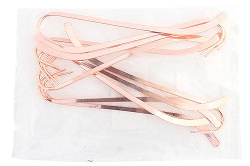 BOOKMARK PLAIN 12.5cm COPPER