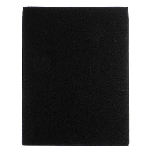 GoodFelt Beading Foundation 1.5mm 1.5mm 8.5x11in Black