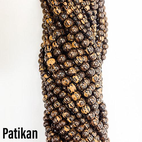 Patikan Wood Beads 10mm