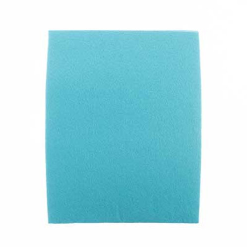 GoodFelt Beading Foundation 1.5mm 1.5mm 8.5x11in Sky Blue