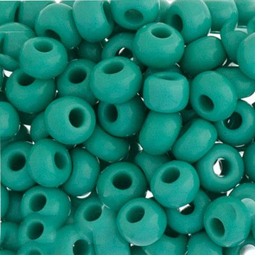 Czech Seed Beads  2/0 OP. TURQ