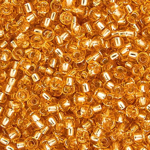 Miyuki Seed Beads  11/0 Gold S/L