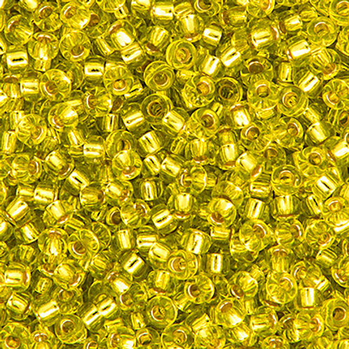 Miyuki Seed Beads  11/0 Chartreuse S/L