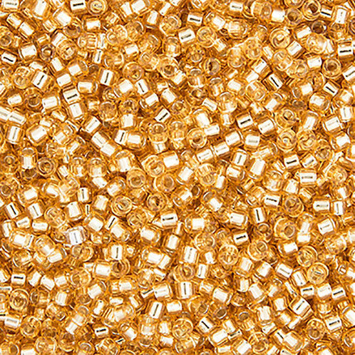 0042 DB 11/0 RD Gold S/L
