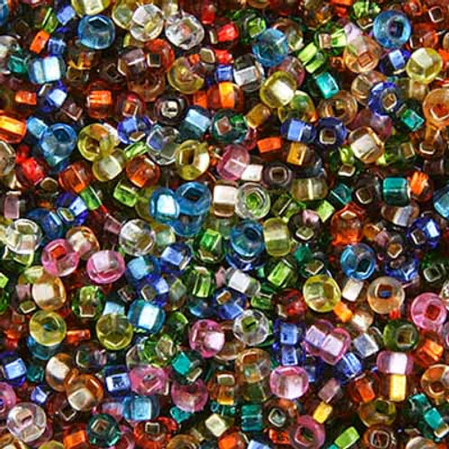 Czech Seed Beads 10/0 S/L ASSORTED