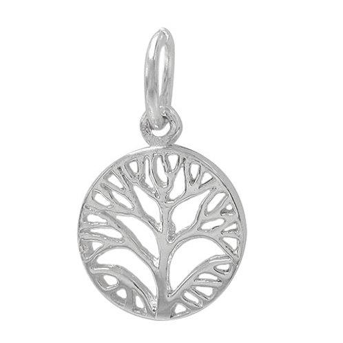 925 Tree OF Life Charm