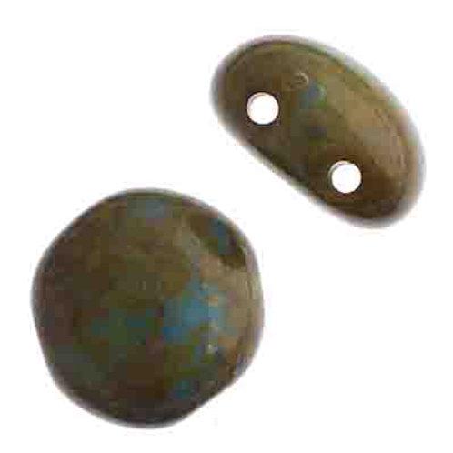 Candy Beads 8mm Blue OP. Dark TAV