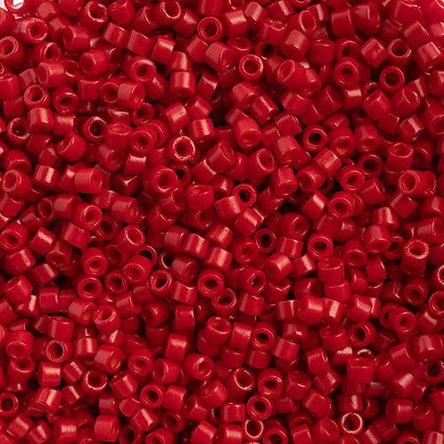 0791 DB 11/0 RD Bright Red Matte-