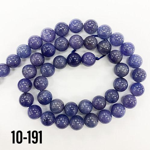 Natural Tanzanite Beads 8mm