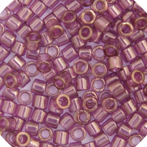 0108 DB 11/0 RD Amethyst Gold Lus