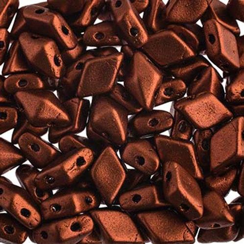 Diamond Duo Matte Copper