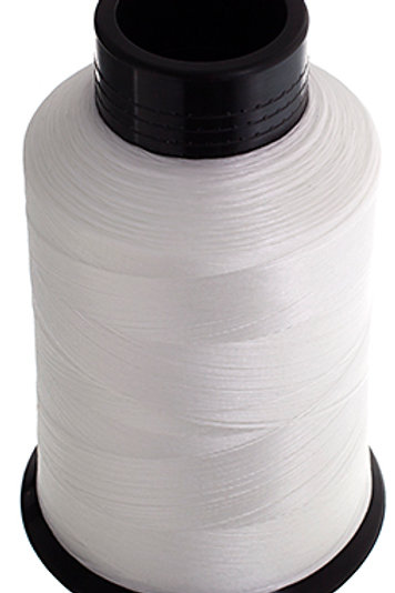 Nymo Spool- Size D 1584yds White Tex 45