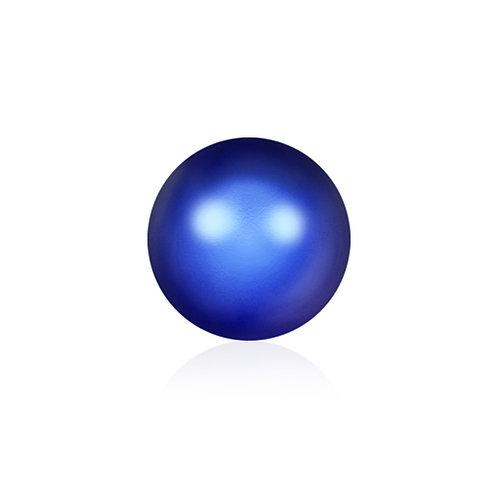 Swk Pearl 4mm Iridescent Dark Blue