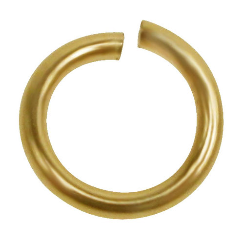 14KGF 5mm Unsoldered Jump Ring