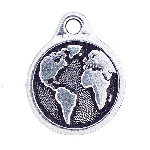 T.C. Charm Earth Antique Silver 5pc
