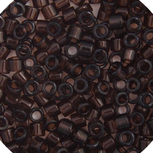 0715 DB Bead 11/0 TR. Chocolate Brown