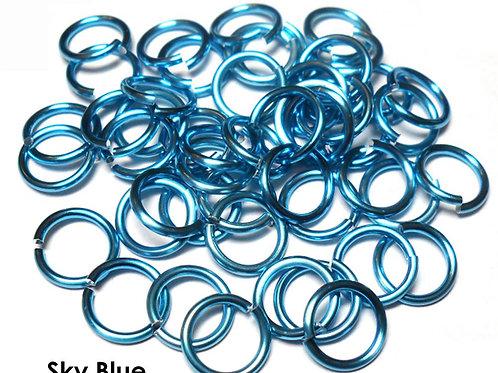 AA Sky blue18g SWG 5/32 ID4.2 AR3.5