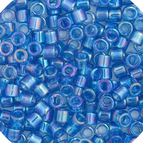 0177 DB 11/0 RD Capri Blue AB