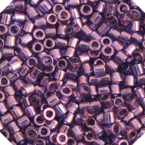 0117 DBS 15/0 RD Lavender Blue TR. Gold Lus, 3 vials