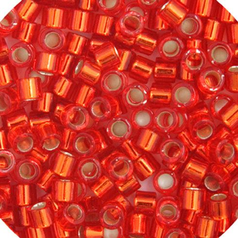 0043 DBL 8/0 RD Red/Orange S/L
