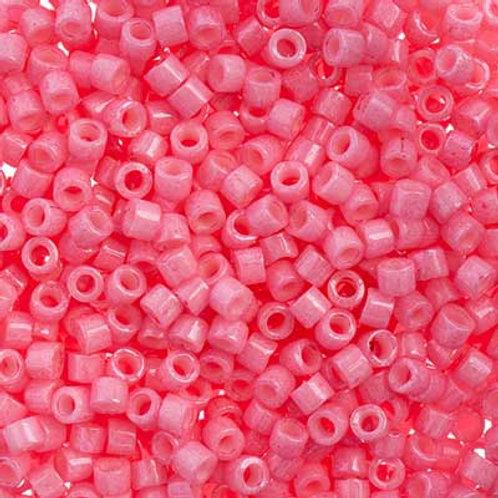 1371 DB 11/0 RD Pink Carnation OP.