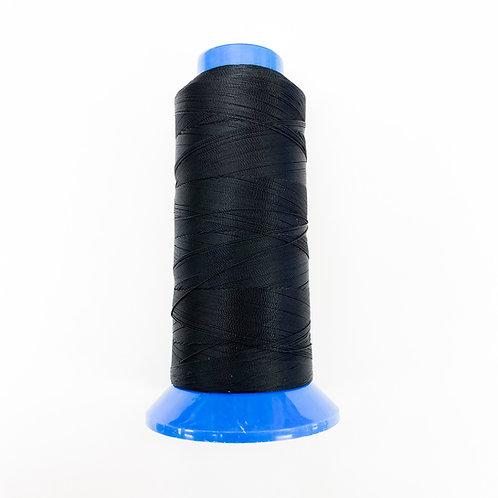 Black Coloured Polyester Thread 210D/9