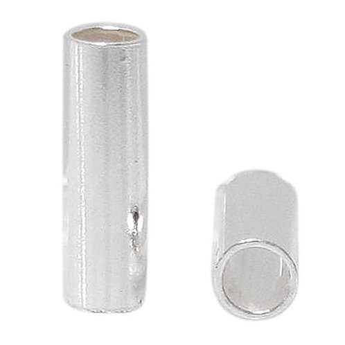 925 Straight Tube With?1mm Hole, 2x15mm