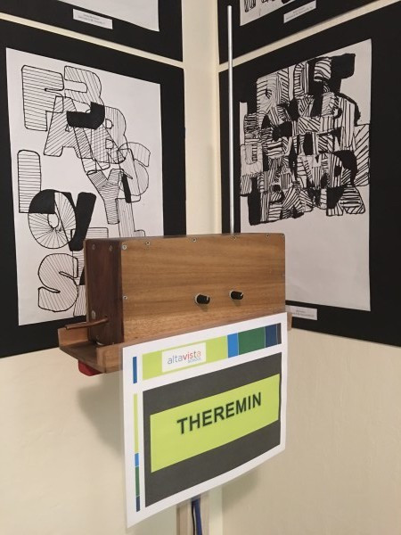 The AVS Theremin