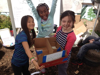 Portola's Seed Library: Second Grade Community Service Project