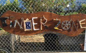 Tinker Zone sign