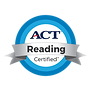 Act Reading Certified