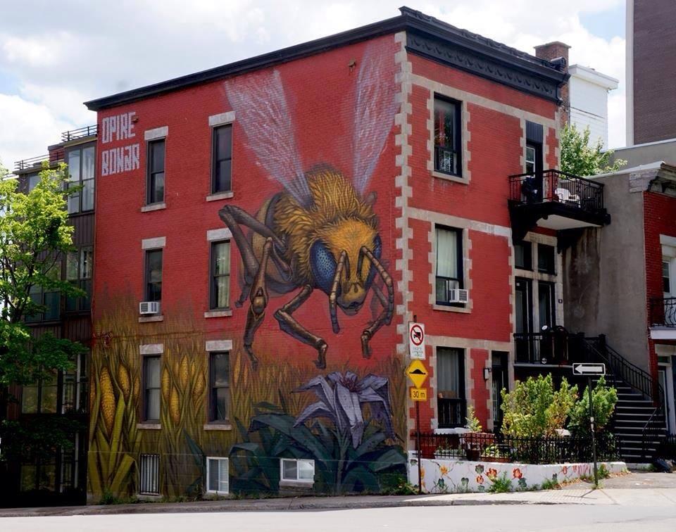 Festival Murale Montréal