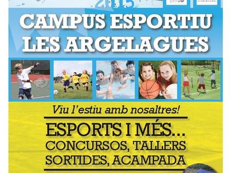 Campus Esportiu Les Argelagues!!