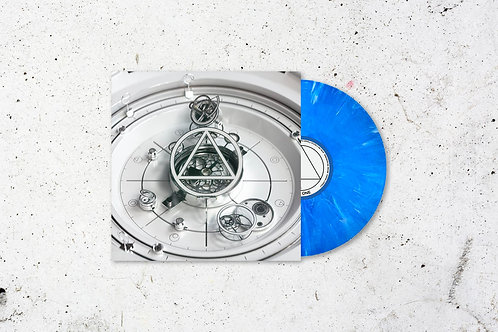 BEYOND THE EXOSPHERE Blue-Smoke Vinyl