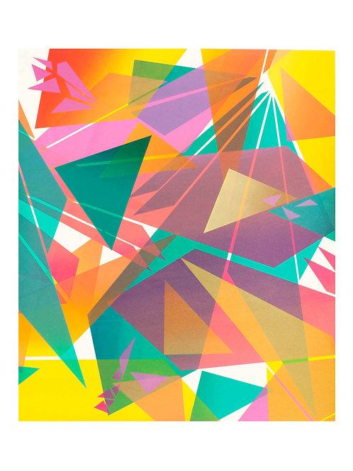 5. Geometric Print