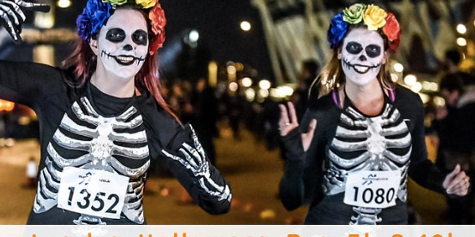 Halloween Runthrough 10K