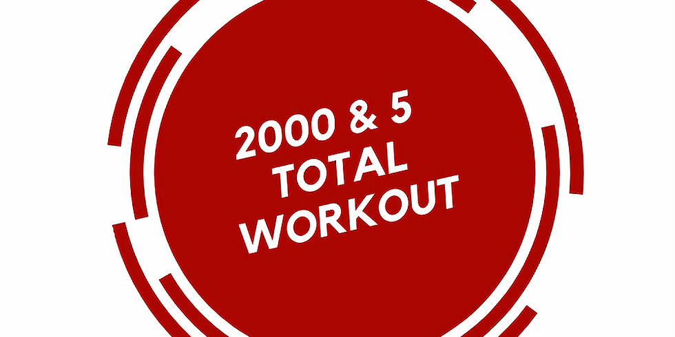 2000 & 5 Challenge!