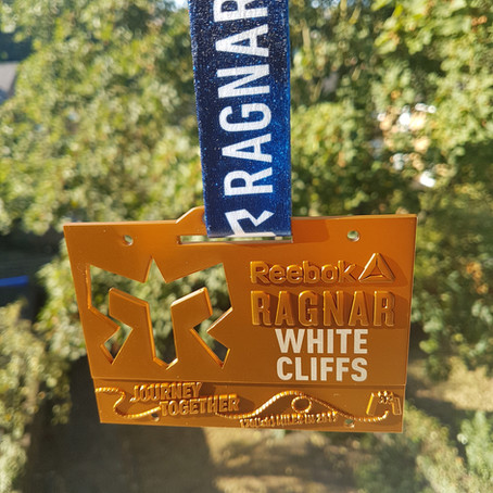 THE RAGNAR RELAY  - Challenge number 3 of 50