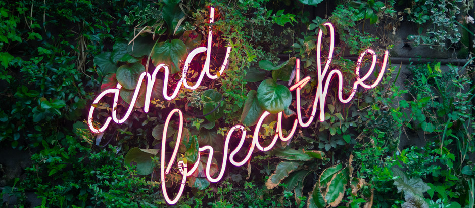 Breathing - Using your breath to improve your well-being and your running