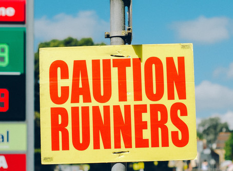The dark side of the London Marathon