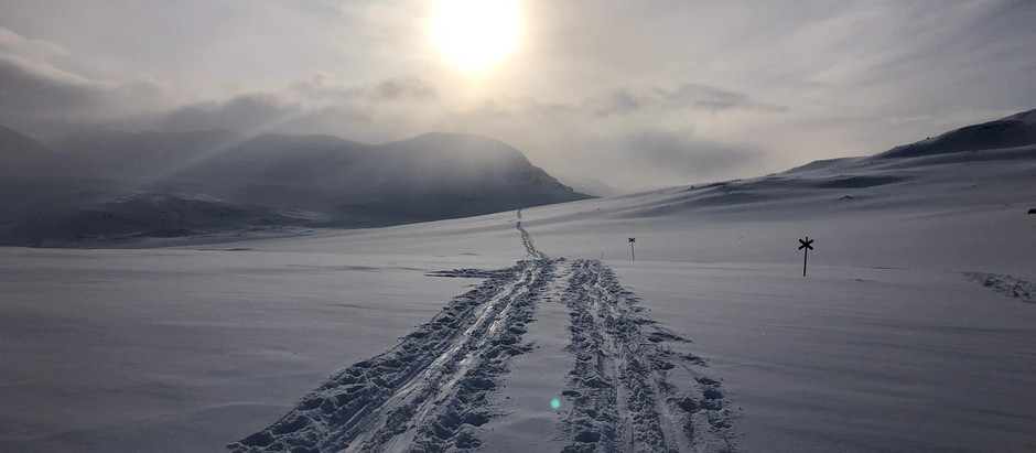 A lesson learned from my Arctic Challenge in the Abisko National Park