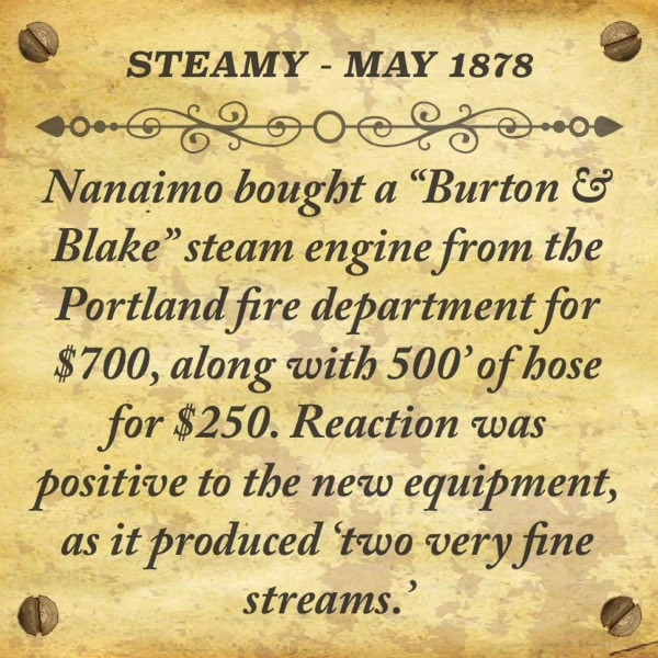 History of the Firehall No1