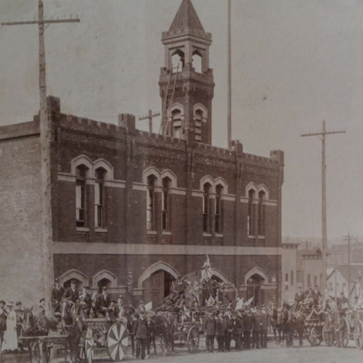 History of the Firehall No2