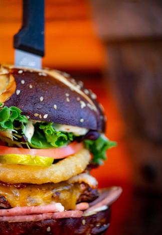 Ultimate Burger Close