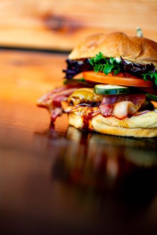 BBQ 2-Cheese Burger 2