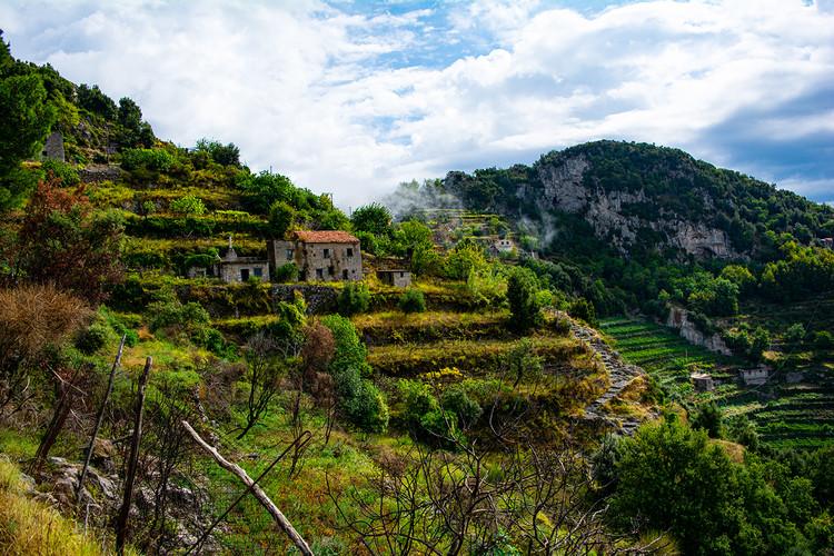 Terraced Hills