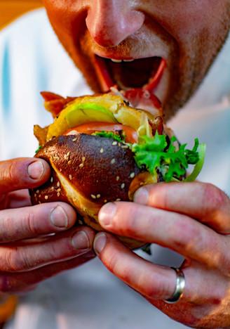 Ultimate Burger Bite